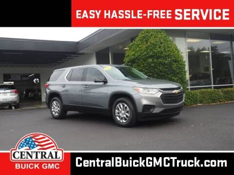 2018 Chevrolet Traverse for sale at Central Buick GMC in Winter Haven FL