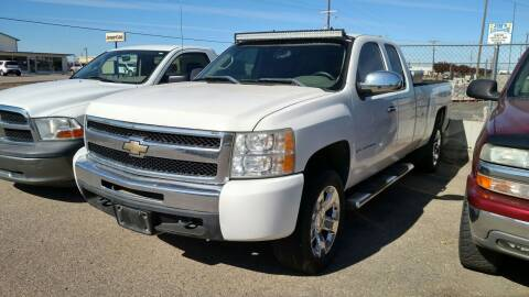 2009 Chevrolet Silverado 1500 for sale at AFFORDABLY PRICED CARS LLC in Mountain Home ID