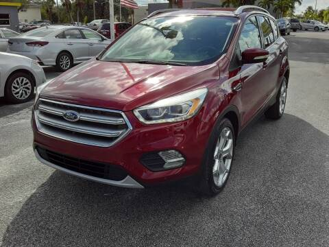 2017 Ford Escape for sale at YOUR BEST DRIVE in Oakland Park FL
