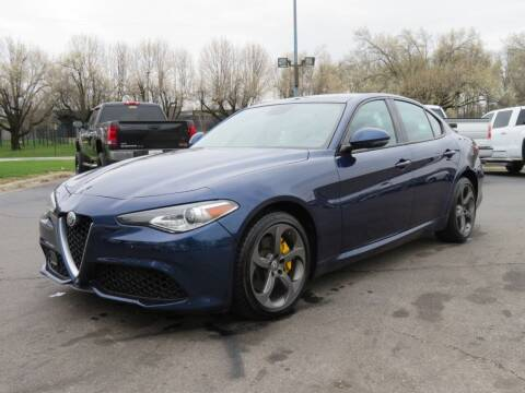 2017 Alfa Romeo Giulia for sale at Low Cost Cars North in Whitehall OH