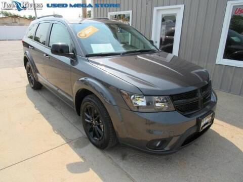 2019 Dodge Journey for sale at TWIN RIVERS CHRYSLER JEEP DODGE RAM in Beatrice NE