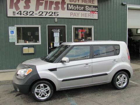 2011 Kia Soul for sale at R's First Motor Sales Inc in Cambridge OH