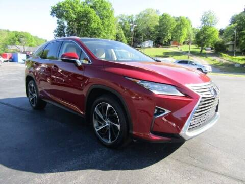 2018 Lexus RX 450h for sale at Specialty Car Company in North Wilkesboro NC