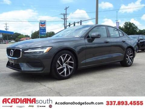 2019 Volvo S60 for sale at Acadiana Automotive Group - Acadiana Dodge Chrysler Jeep Ram Fiat South in Abbeville LA