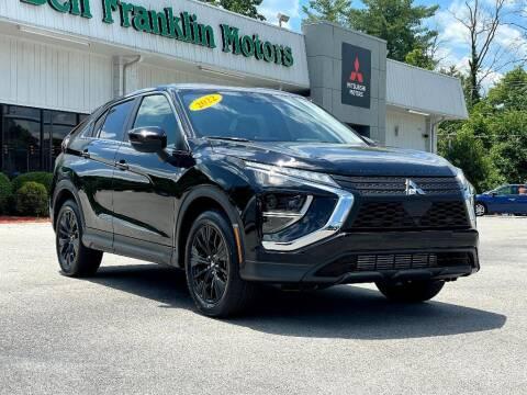 2022 Mitsubishi Eclipse Cross for sale at Ole Ben Franklin Mitsbishi in Oak Ridge TN