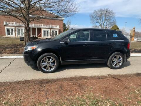 2013 Ford Edge for sale at Clarks Auto Sales in Connersville IN
