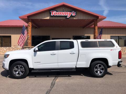2018 Chevrolet Colorado for sale at Tommy's Car Lot in Chadron NE