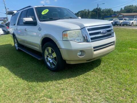 2010 Ford Expedition EL for sale at Unique Motor Sport Sales in Kissimmee FL