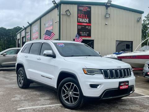 2017 Jeep Grand Cherokee for sale at Premium Auto Group in Humble TX