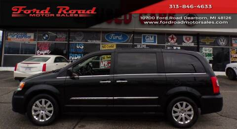 2016 Chrysler Town and Country for sale at Ford Road Motor Sales in Dearborn MI