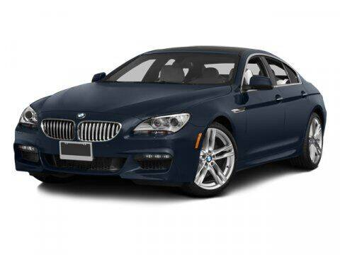 2014 BMW 6 Series for sale at Distinctive Car Toyz in Egg Harbor Township NJ