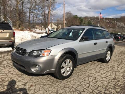 2005 Subaru Outback for sale at CarsForSaleNYCT in Danbury CT