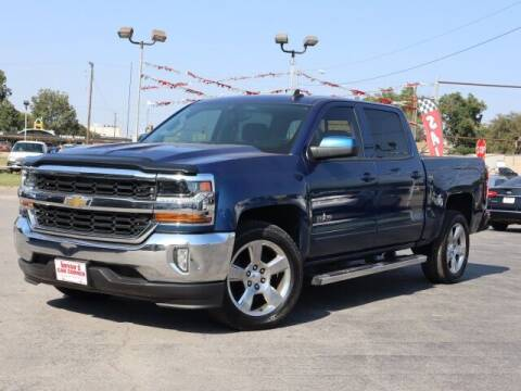 2016 Chevrolet Silverado 1500 for sale at Bryans Car Corner in Chickasha OK