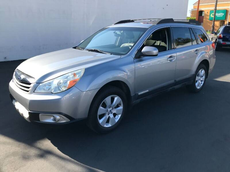 2011 Subaru Outback for sale at Shoppe Auto Plus in Westminster CA