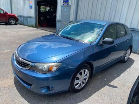 2008 Subaru Impreza for sale at Ball Pre-owned Auto in Terra Alta WV