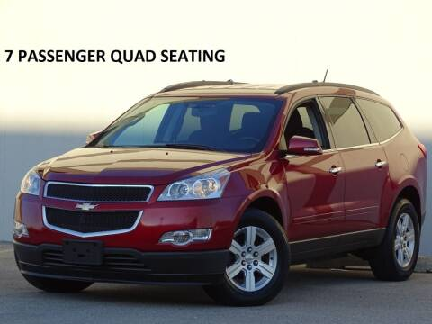 2012 Chevrolet Traverse for sale at Chicago Motors Direct in Addison IL