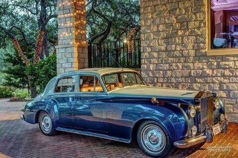 1959 Rolls-Royce Silver Cloud 2 for sale at Classic Car Deals in Cadillac MI