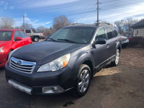 2011 Subaru Outback for sale at WINDOM AUTO OUTLET LLC in Windom MN