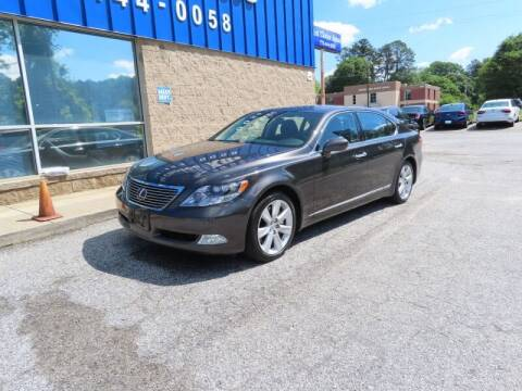 2009 Lexus LS 600h L for sale at Southern Auto Solutions - 1st Choice Autos in Marietta GA