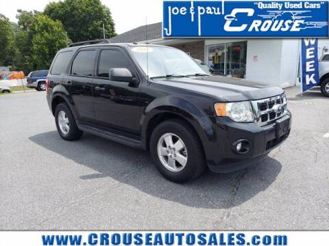 2011 Ford Escape for sale at Joe and Paul Crouse Inc. in Columbia PA