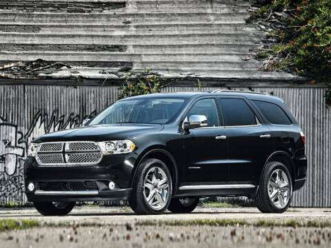 2012 Dodge Durango for sale at Used Imports Auto in Roswell GA