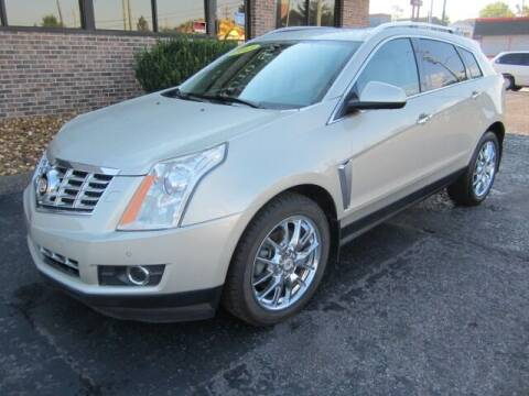 2013 Cadillac SRX for sale at Jacobs Auto Sales in Nashville TN