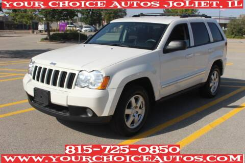2010 Jeep Grand Cherokee for sale at Your Choice Autos - Joliet in Joliet IL