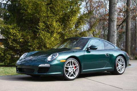 2009 Porsche 911 for sale at Ehrlich Motorwerks in Siloam Springs AR
