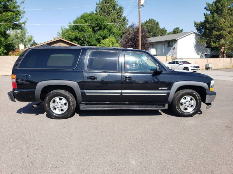 2000 Chevrolet Suburban for sale at Progressive Auto Sales in Twin Falls ID