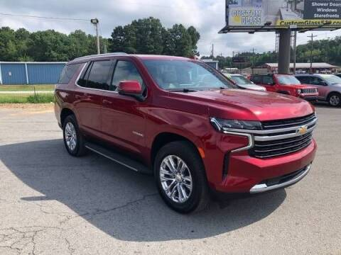 2021 Chevrolet Tahoe for sale at Greenbrier Auto Sales in Greenbrier AR