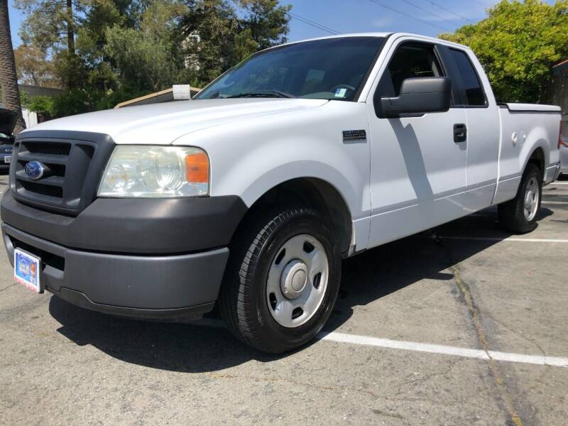 2007 Ford F-150 for sale at Martinez Truck and Auto Sales in Martinez CA