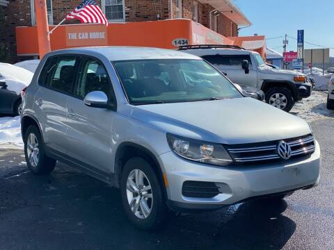 2013 Volkswagen Tiguan for sale at Bloomingdale Auto Group - The Car House in Butler NJ