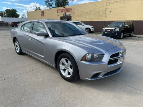2013 Dodge Charger for sale at City Auto Sales in Roseville MI