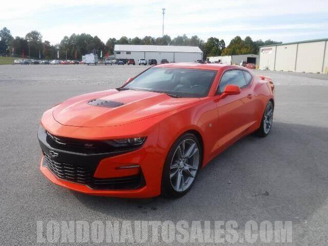 2019 Chevrolet Camaro for sale at London Auto Sales LLC in London KY