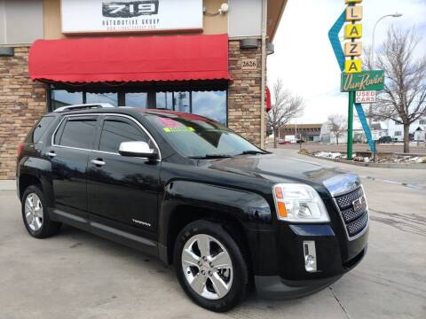 2015 GMC Terrain for sale at 719 Automotive Group in Colorado Springs CO