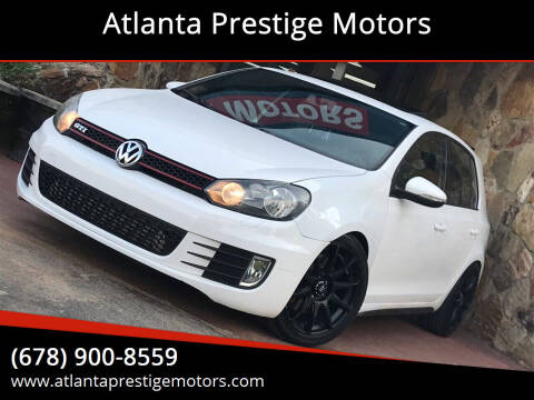 2012 Volkswagen GTI for sale at Atlanta Prestige Motors in Decatur GA