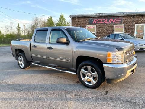 2013 Chevrolet Silverado 1500 for sale at Redline Motorplex,LLC in Gallatin TN