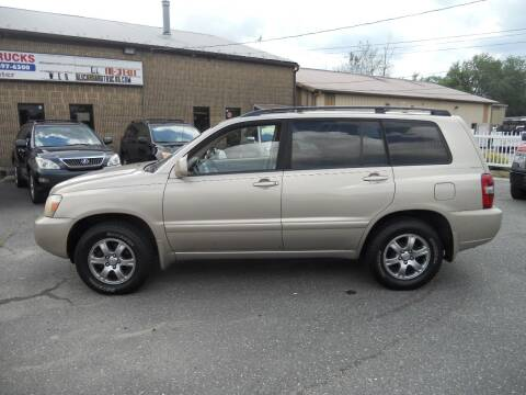 2006 Toyota Highlander for sale at All Cars and Trucks in Buena NJ