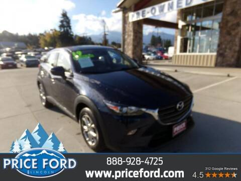 2019 Mazda CX-3 for sale at Price Ford Lincoln in Port Angeles WA