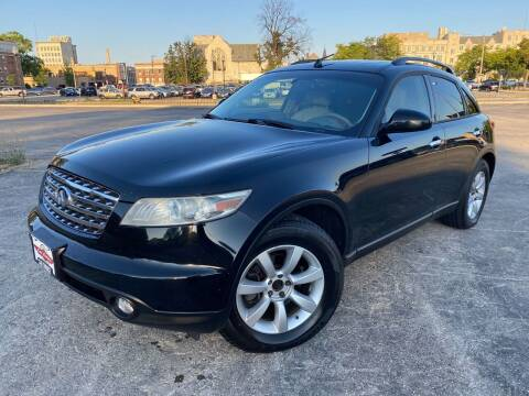 2005 Infiniti FX35 for sale at Your Car Source in Kenosha WI