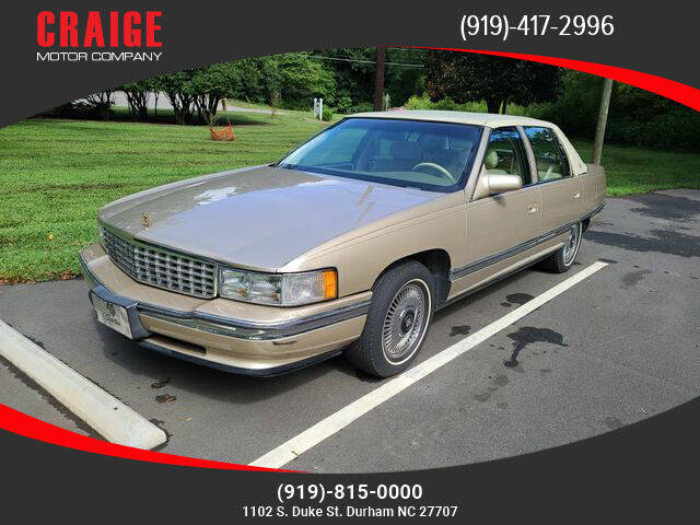 used 1995 cadillac deville for sale carsforsale com used 1995 cadillac deville for sale