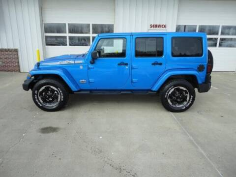 2014 Jeep Wrangler Unlimited for sale at Quality Motors Inc in Vermillion SD