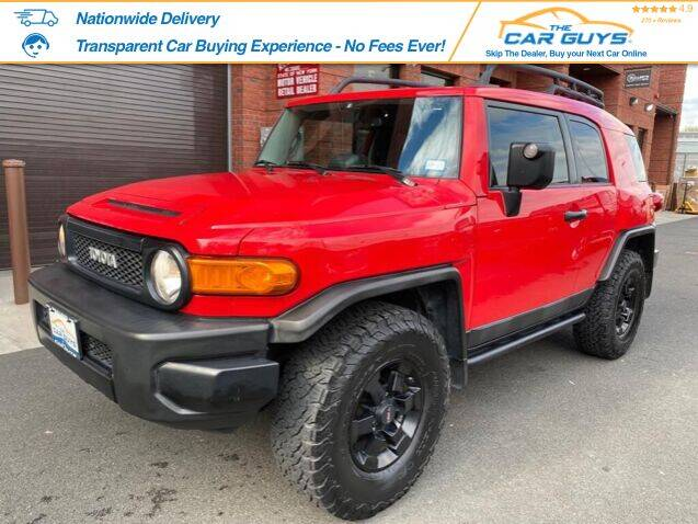 2012 Toyota FJ Cruiser for sale at The Car Guys in Staten Island	 NY