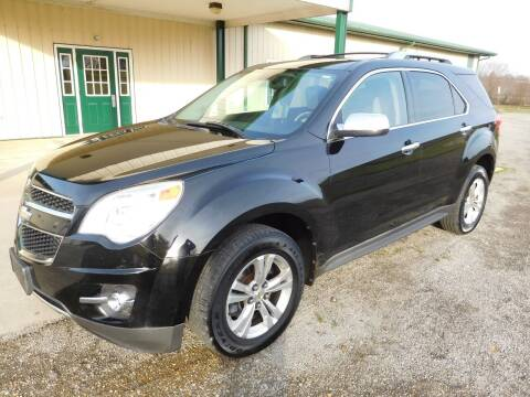 2010 Chevrolet Equinox for sale at WESTERN RESERVE AUTO SALES in Beloit OH