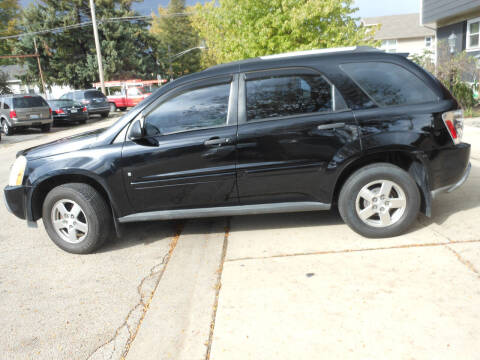 2006 Chevrolet Equinox for sale at Grand River Auto Sales in River Grove IL