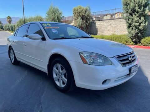 2004 Nissan Altima for sale at Select Auto Wholesales in Glendora CA