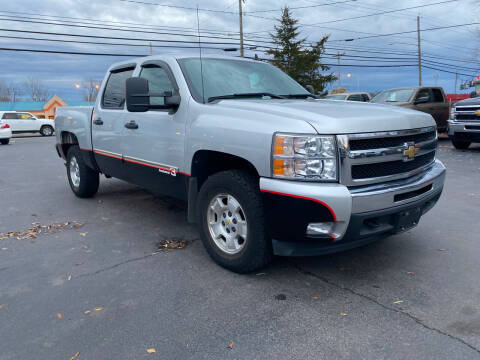 2010 Chevrolet Silverado 1500 for sale at Action Automotive Service LLC in Hudson NY