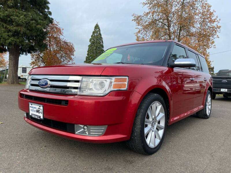 2011 Ford Flex for sale at Pacific Auto LLC in Woodburn OR