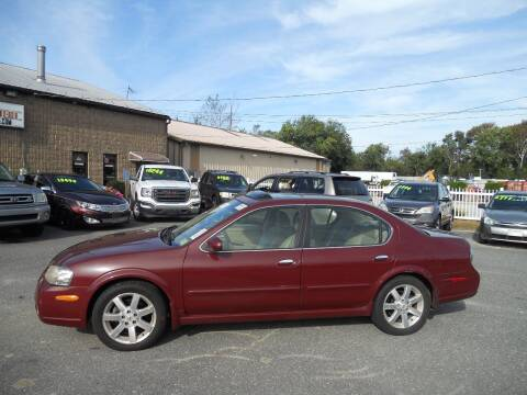 2003 Nissan Maxima for sale at All Cars and Trucks in Buena NJ