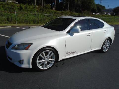 2007 Lexus IS 250 for sale at Atlanta Auto Max in Norcross GA